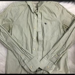 Men's A&F Button Down Top